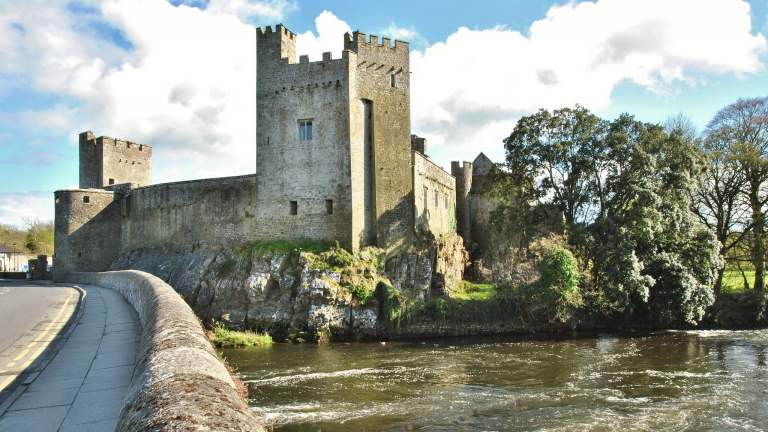 Cahir Castle – One of Ireland's Largest Fortifications (History & Travel Tips)