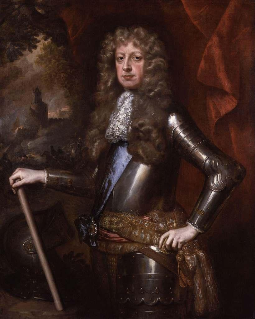 A portrait of James Butler the 1st Duke of Ormonde.