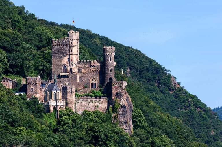 Rheinstein Castle – A Symbol of 19th Century Romanticism (History & Travel Tips)