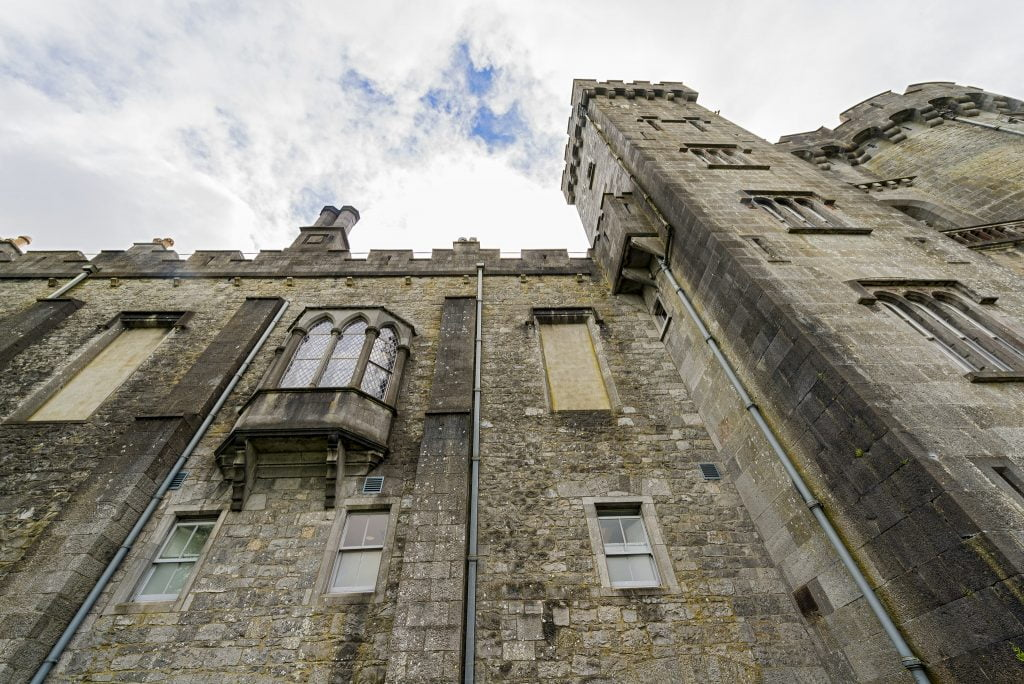 A closer look of Kilkenny's structure.